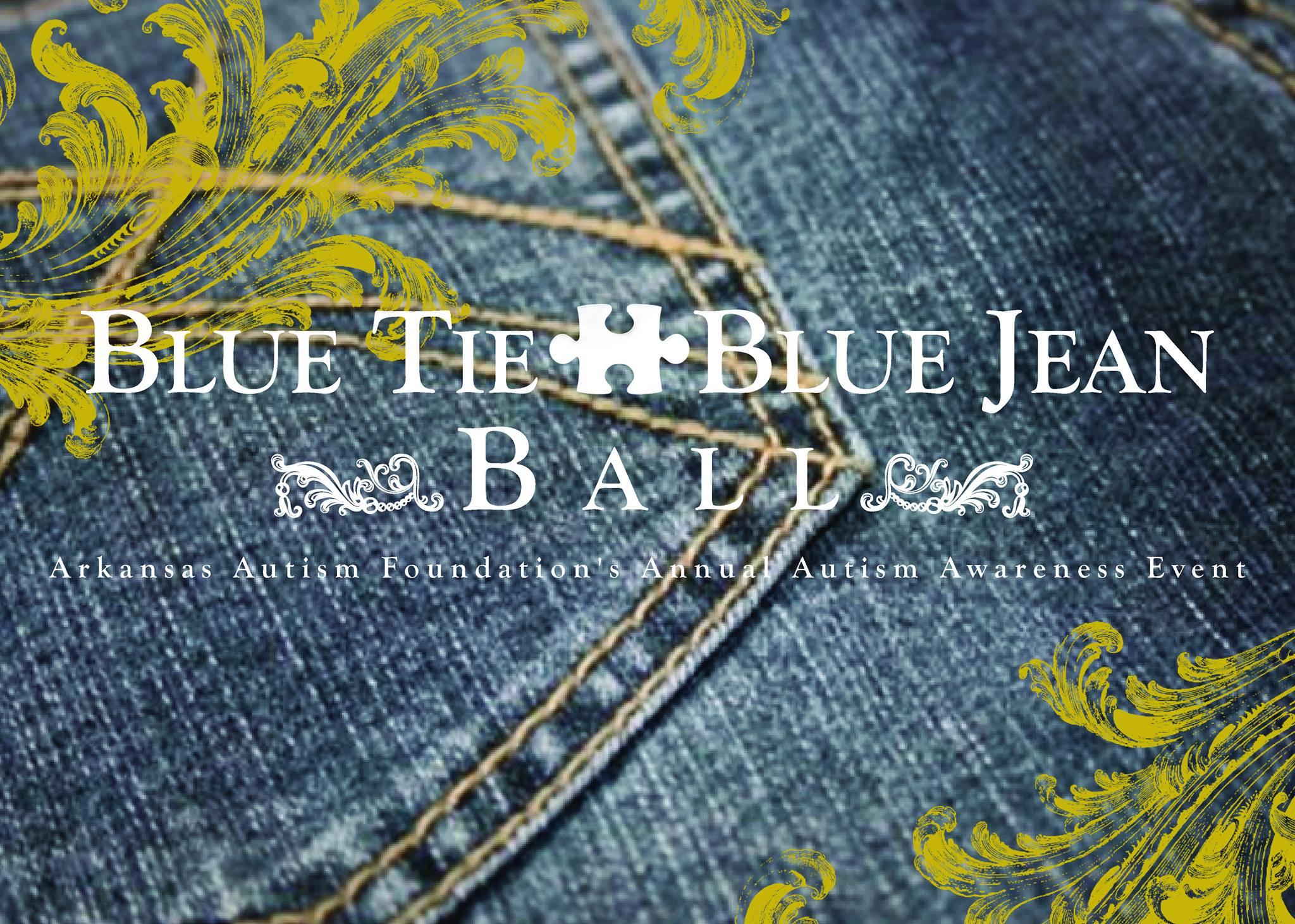 Blue Tie Blue Jean Ball
